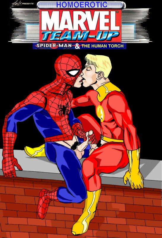 Gay Superhero Wrestling 107