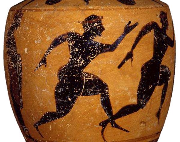 Чемпионом стал греческий бегун. В отличие от современных спортсмен…
